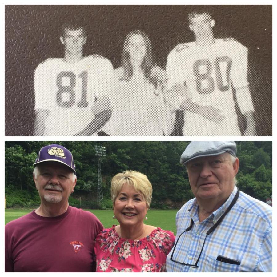 Ronnie, Ann, & Raymond then & now.jpg