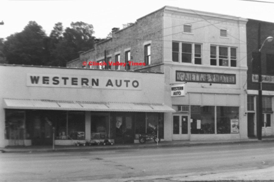 Western Auto, Gaiety Theatre, Lays Hardware