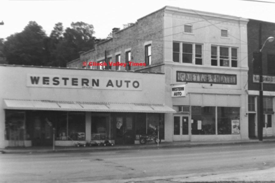 Western Auto, Gaiety Theatre, Lays Hardware