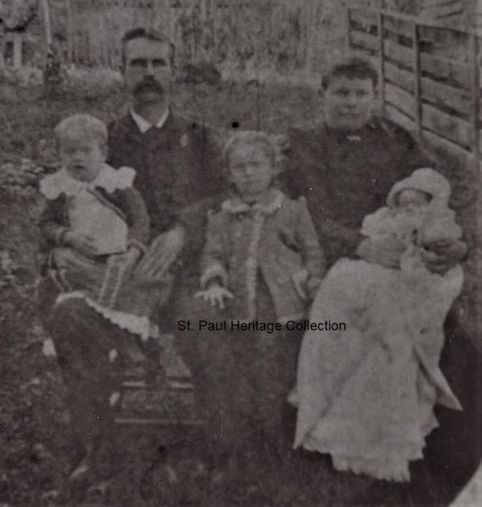 John Hillman, Rolfe, Audrey, Lora, and Ella watermarked
