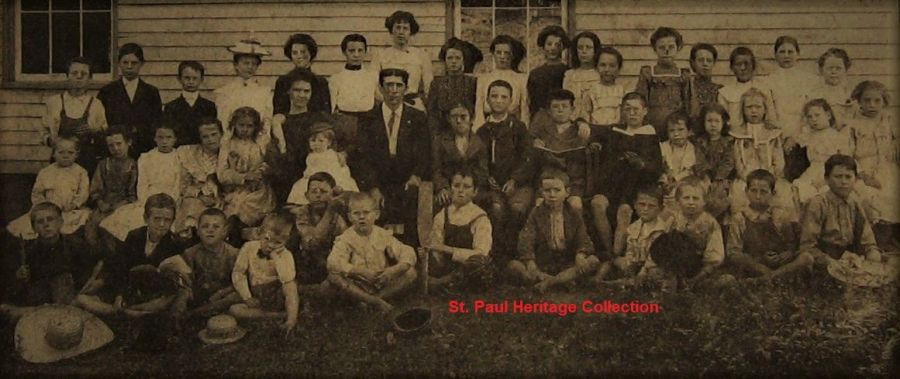 First St. Paul School