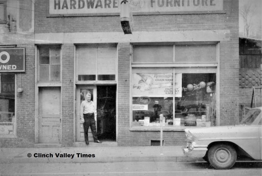 Lays Hardware - 1960s