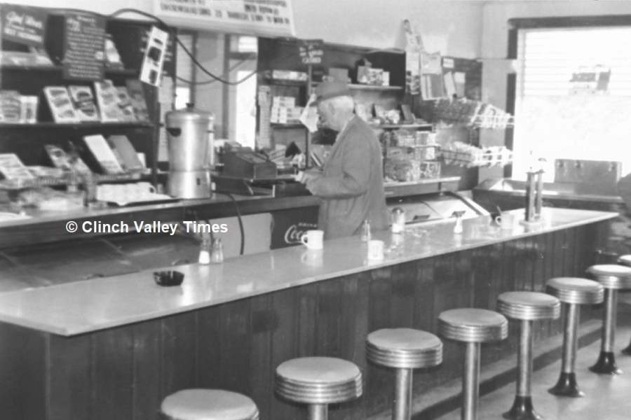 June 3, 1971 (42) OK Cafe