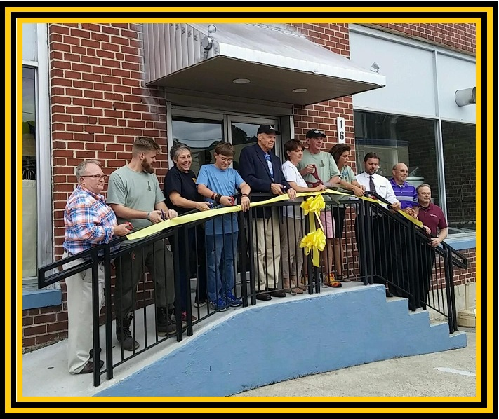 Ribbon Cutting Ceremony - Sept. 2, 2016