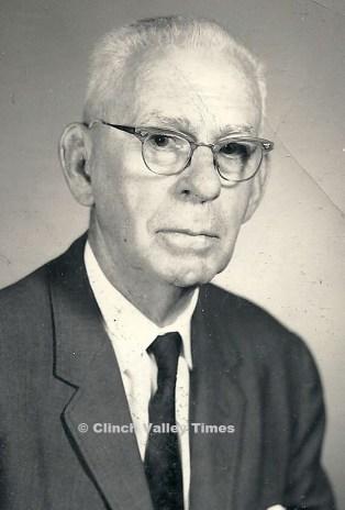 M. M. LONG ca 1970