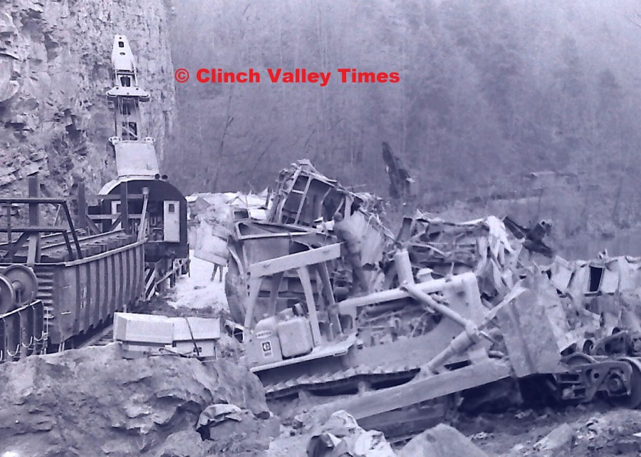 NimoFilm_8967 Clinchfield Train Derailment