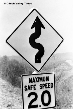 March 23, 1972 (21) Cleveland Mountain sign