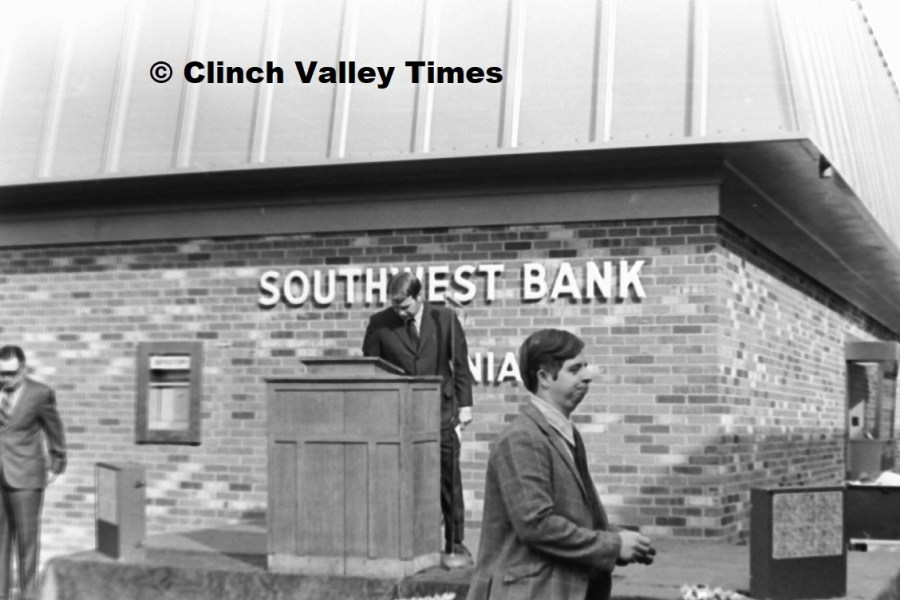 Southwest Bank grand opening Nov. 1971 (18)