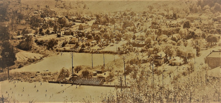 St. Paul from Gray Hill ca. 1950