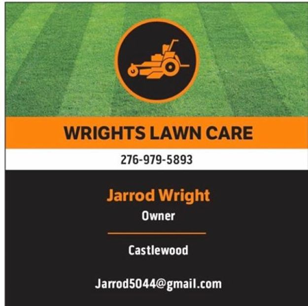 JARROD WRIGHT - LAWN CARE 01