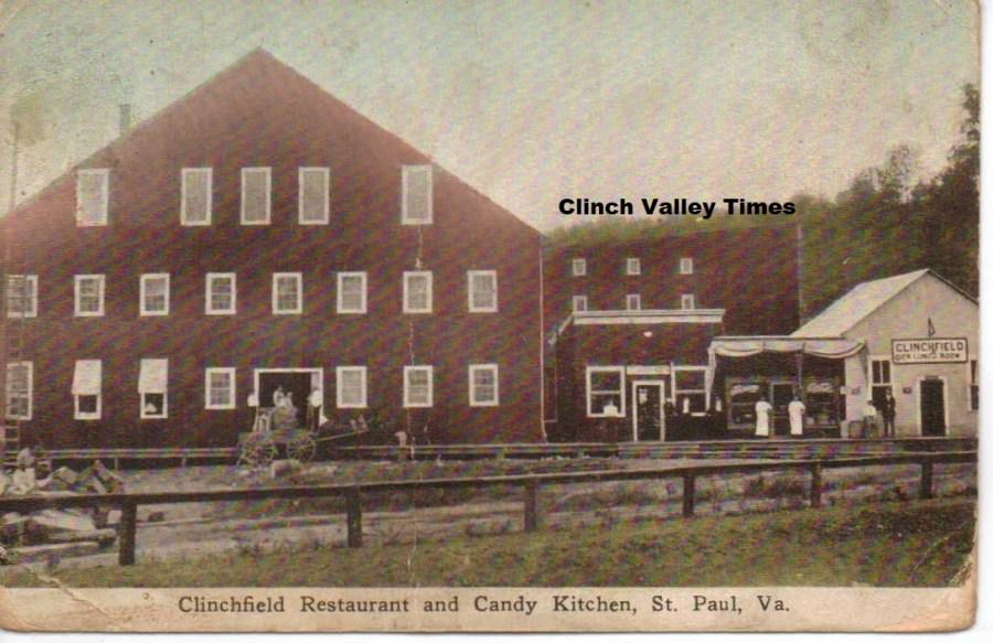 St. Paul Postcard - Dickenson McNeer