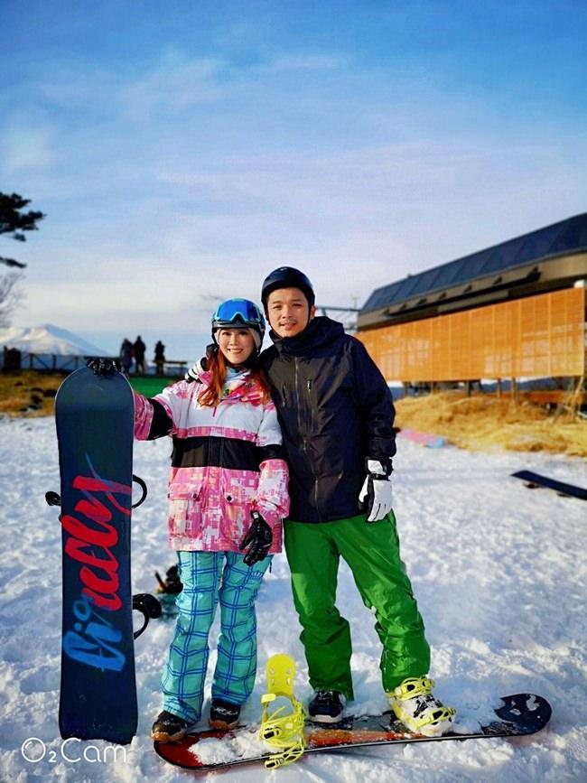 ▌2018日本滑雪  ▌陽光男孩輕井澤王子滑雪場,滑雪心得