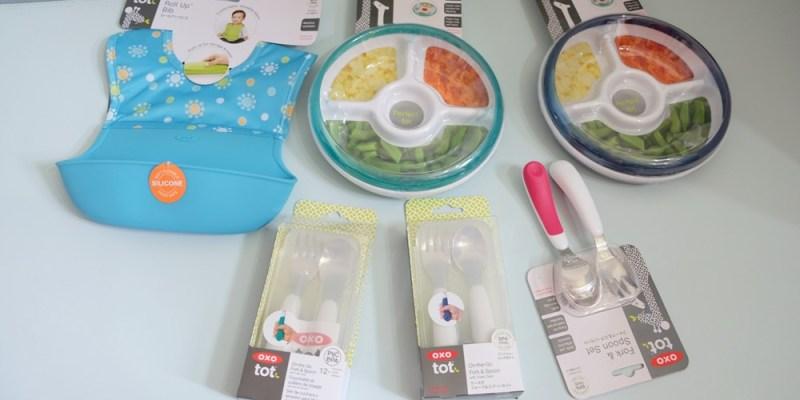美國OXO 兒童餐具系列