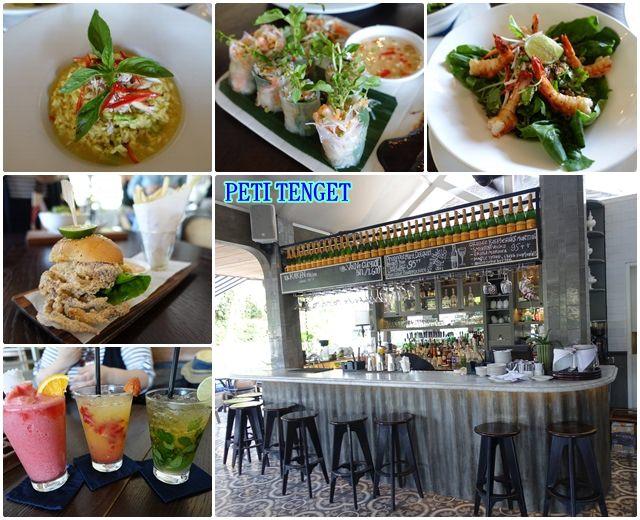 ▌峇里島咖啡店推薦▌水明漾區必訪特色咖啡店♥PETITENGET♥ 有機食材、異國料理很美味! 夜晚變身酒吧