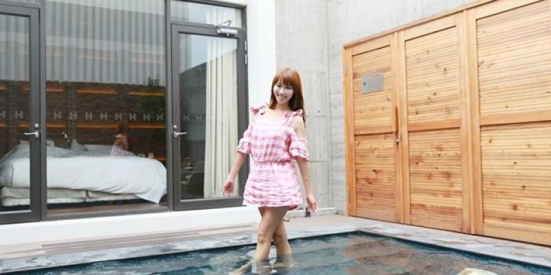 ▌台南住宿▌♥H Villa Motel 清水漾♥低調質感の浪漫峇里島風。雪波