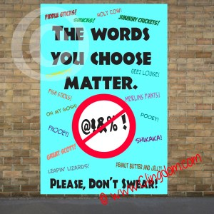 the words you choose matter