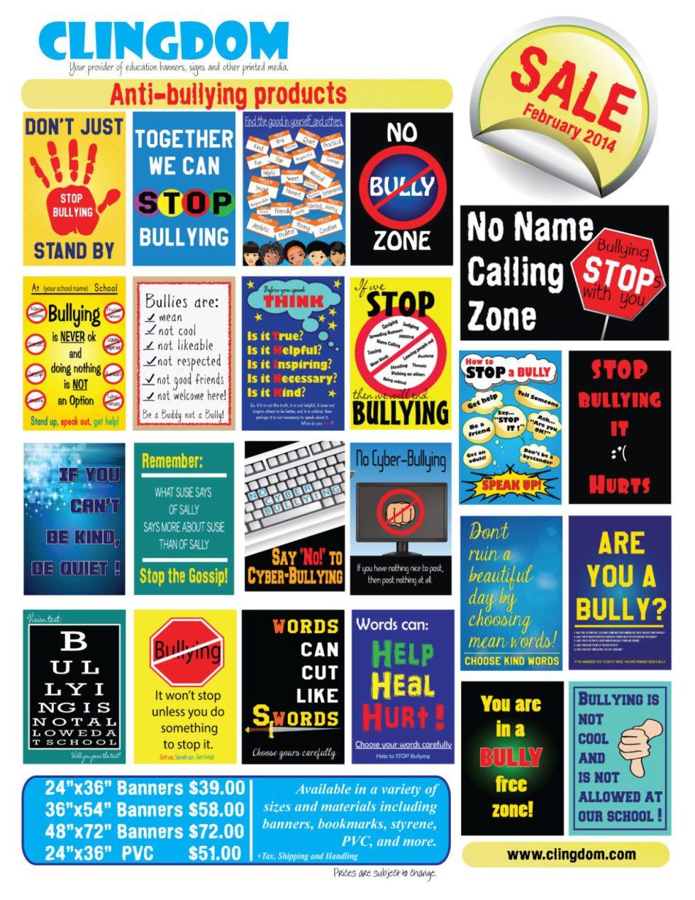 Anti-bullyingMaterials-flyer-front
