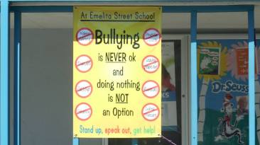 Anti Bullying Banner