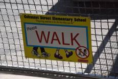 Cohassett Walk aluminum