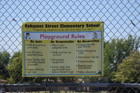 Cohassett playground