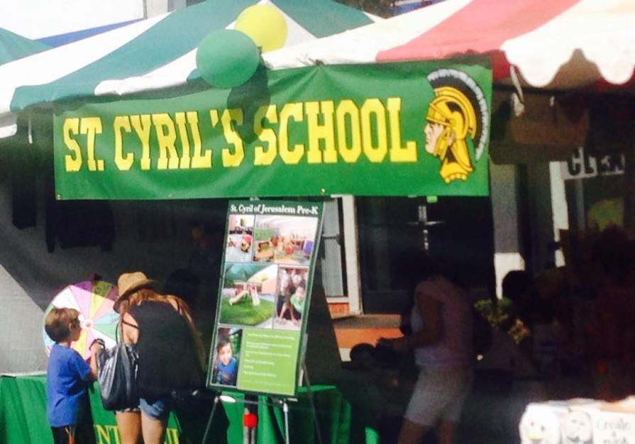 St Ciryl school tatse of encino