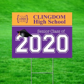 Graduation Yard Signs