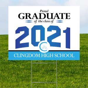 Graduation Yard Signs (bulk)