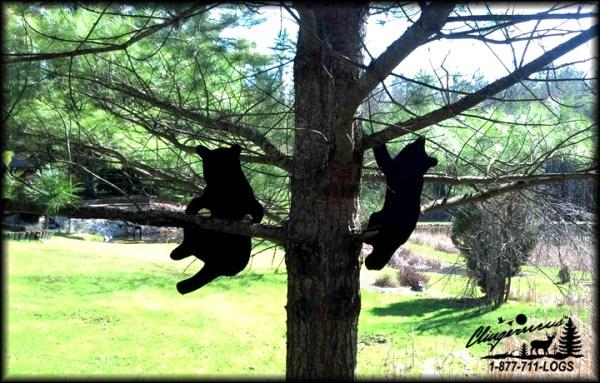 Climbing Bear Cubs ClingermansClingermans