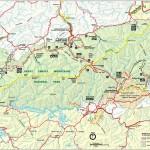 Smoky Mountains Area Map