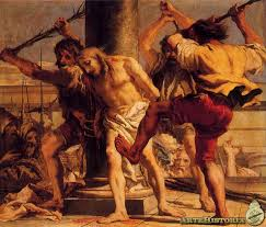 Jesés atado a la columna-SPORTME