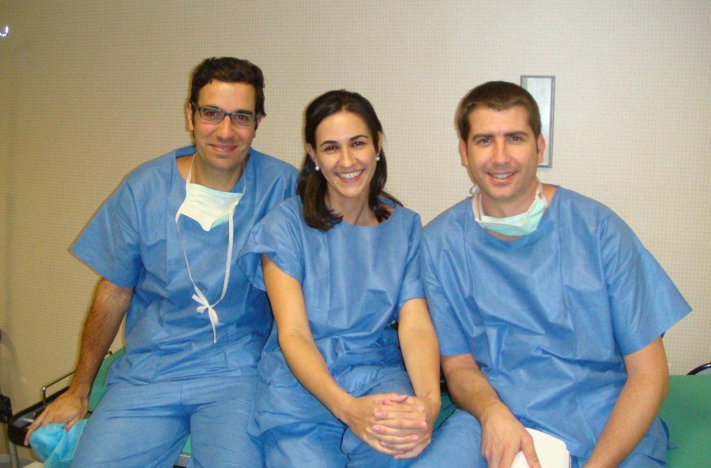 Visitantes a Cirugías SportMe. Compartir y Aprender