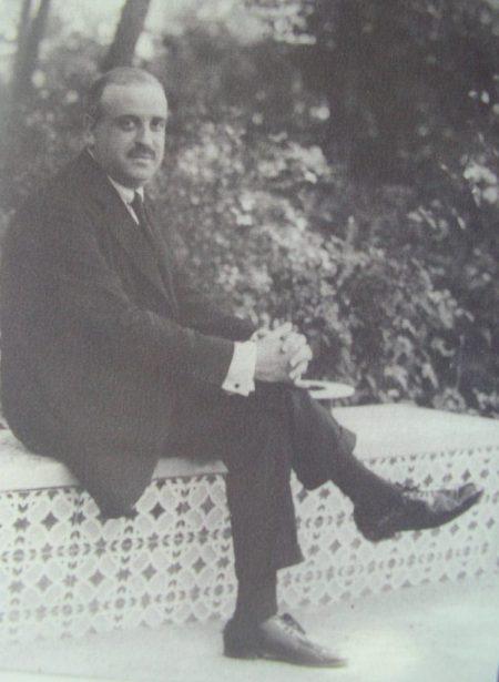 Dr Bernáldez Fernandez, Sevilla 1910