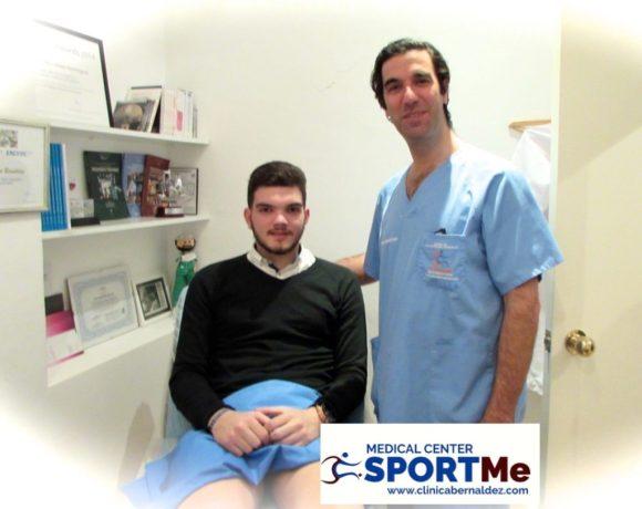 Testimonio lesion rodilla resuelta con Plasma Rico en Plaquetas