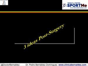 Rehabilitacion Artrolisis artroscopica SportMe
