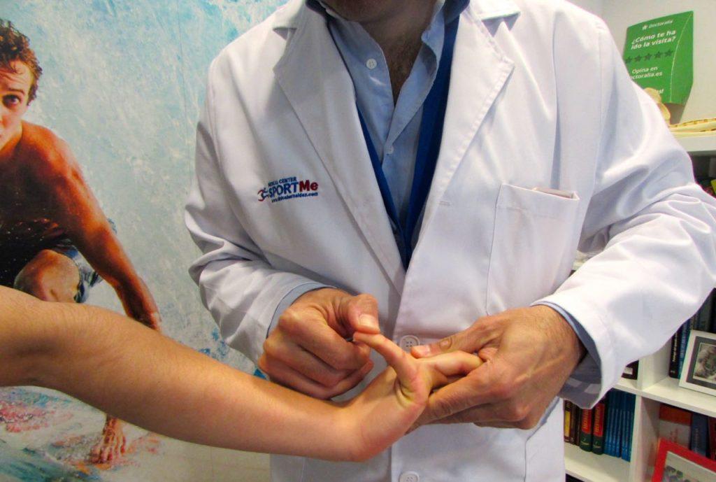 Hiperlaxitud articular congénita 5º dedo