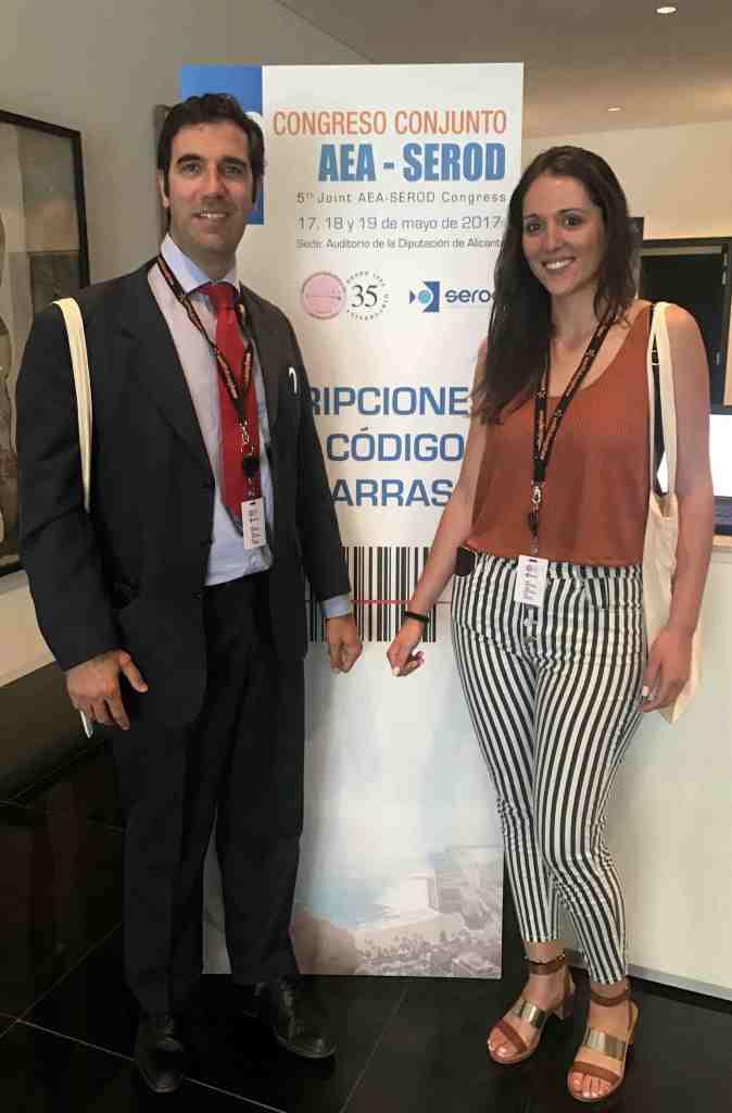 CRONICA XXXV CONGRESO NACIONAL AEA ALICANTE 2017. PARTICIPACION DE SPORTME