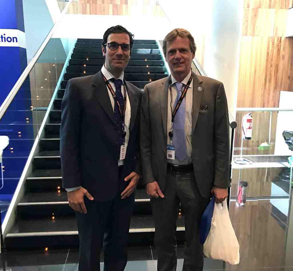 Drs Bernaldez y Van Dick (Holanda)