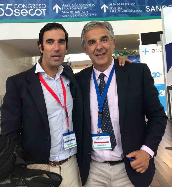 Dr Bernáldez y Guerado (Nuevo Presidente SECOT)