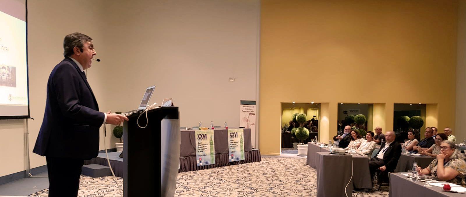 clinica-dental-moreno-cabello-XXVI Curso Internacional de Acupuntura Farmacopea y Dolor