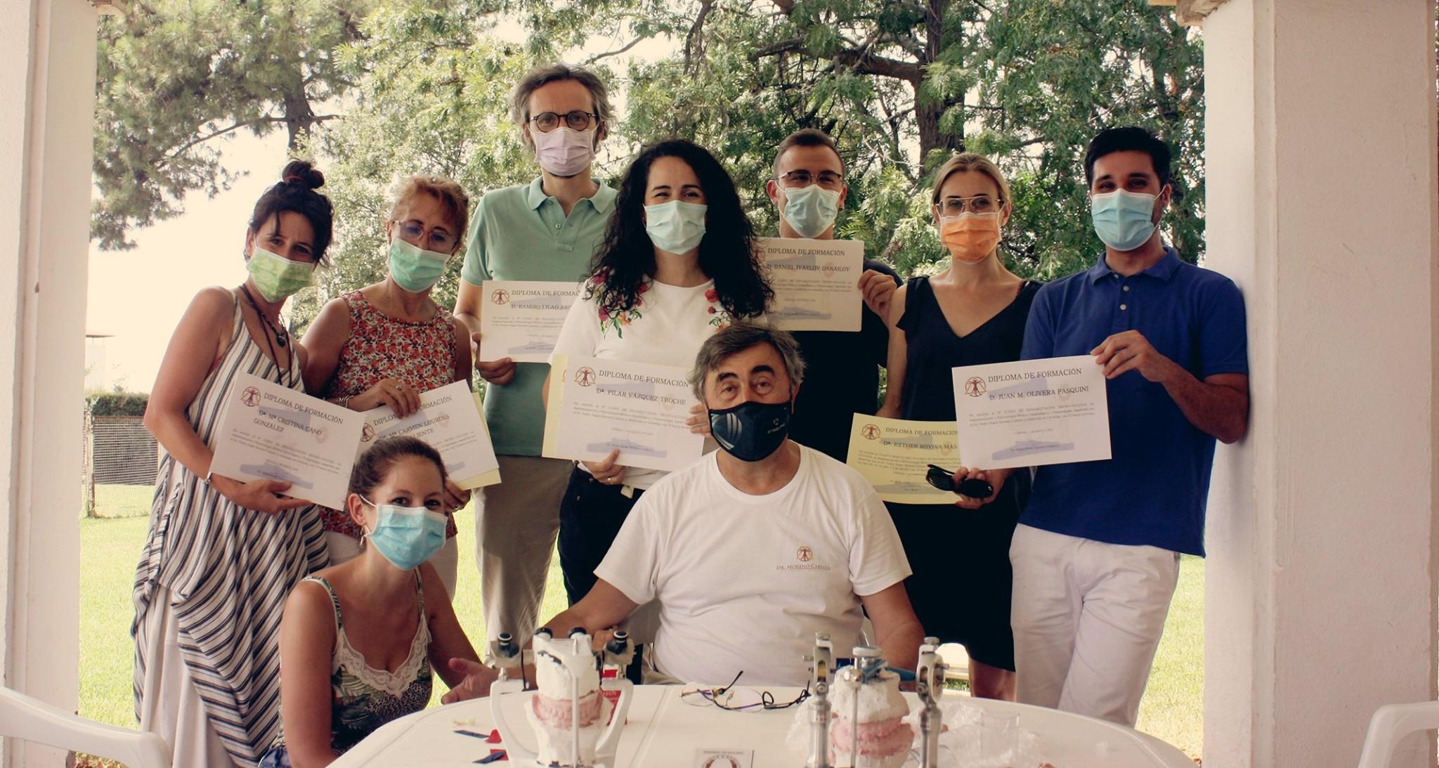clinica-dental-moreno-cabello-Curso Rehabilitación Neuro-Oclusal