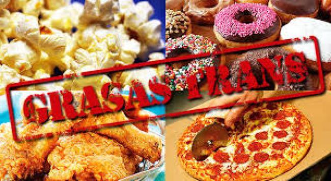 El consumo de ácidos grasos trans (dTFA), utilizados comúnmente en alimentos procesados se relaciona con una peor función de la memoria en hombres de 45 años o menos.