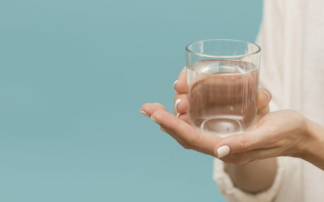 La importancia de la hidratación en la fertilidad