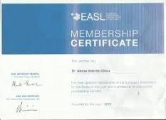 Membru-EASL