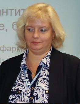 Слюсар Ольга Ивановна