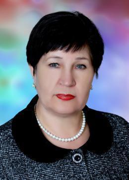 Шарафутдинова Назира Хамзиновна