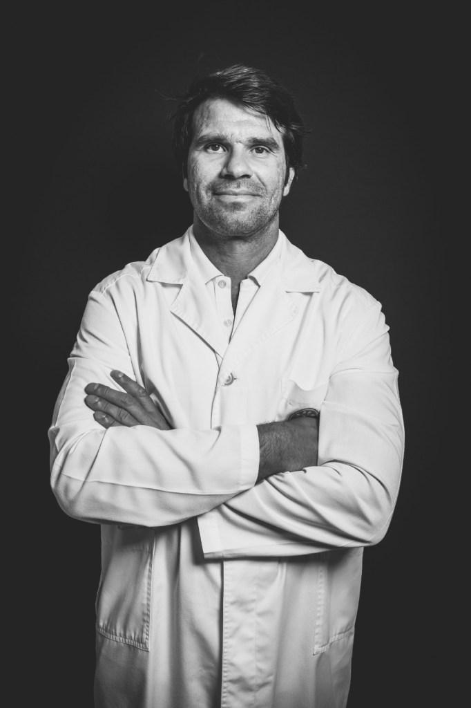 Consulta de Medicina Desportiva com o Dr. Miguel Cardoso