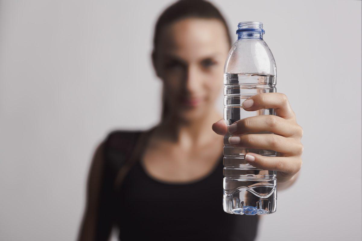 hidratação, o truque da época