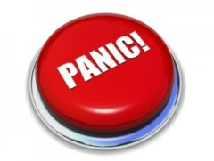 Panic attacks button