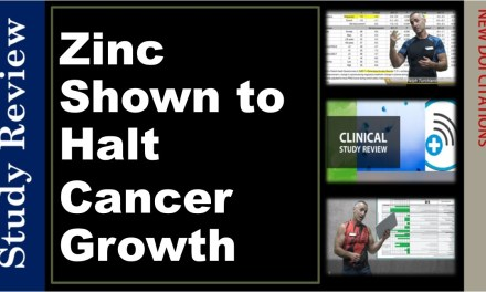 Zinc Shown to Halt Cancer Growth