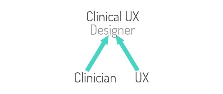 How I became a Clinical UX Designer